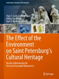 Cover The Effect of the Environment on Saint Petersburg's Cultural Heritage