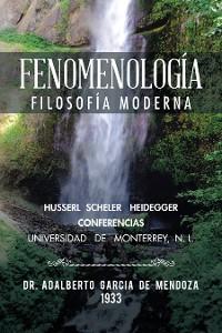 Cover Fenomenología