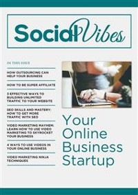 Cover Socialvibes -Your Online Business Startup