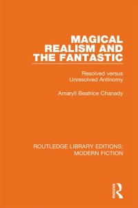 Cover Magical Realism and the Fantastic