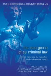 Cover Emergence of EU Criminal Law