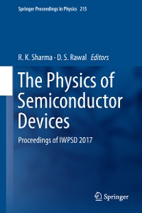 Cover The Physics of Semiconductor Devices
