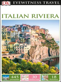 Cover DK Eyewitness Travel Guide Italian Riviera