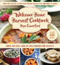 Cover Welcome Home Harvest Cookbook