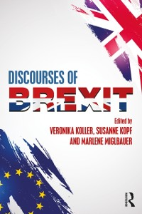 Cover Discourses of Brexit