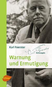 Cover Warnung und Ermutigung