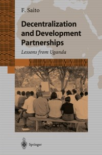 Cover Decentralization and Development Partnership