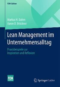 Cover Lean Management im Unternehmensalltag
