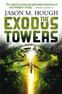 Cover The Exodus Towers