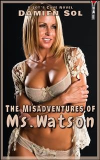 Cover The Misadventures of Ms. Watson