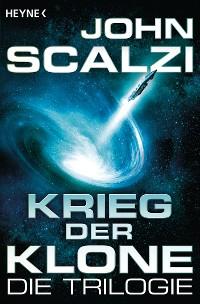 Cover Krieg der Klone - Die Trilogie