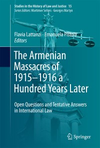 Cover The Armenian Massacres of 1915–1916 a Hundred Years Later