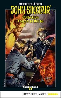 Cover John Sinclair Collection 12 - Horror-Serie