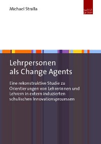 Cover Lehrpersonen als Change Agents