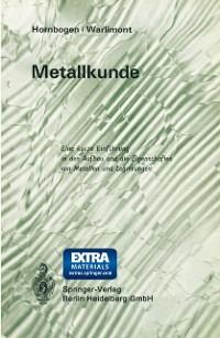 Cover Metallkunde