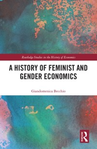 Cover History of Feminist and Gender Economics