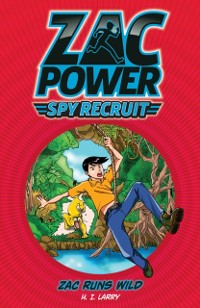 Cover Zac Power Spy Recruit