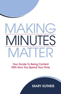 Cover Making Minutes Matter