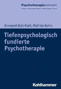 Cover Tiefenpsychologisch fundierte Psychotherapie