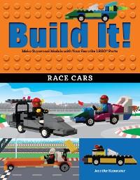 Cover Build It! Race Cars