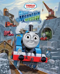 Cover Blue Mountain Mystery (Thomas and Friends)