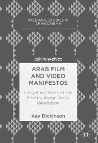 Cover Arab Film and Video Manifestos