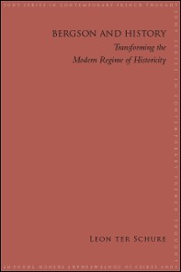 Cover Bergson and History