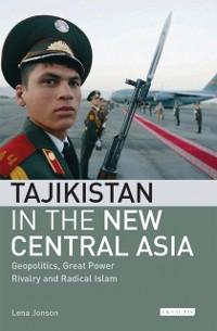 Cover Tajikistan in the New Central Asia