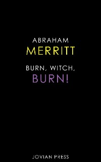 Cover Burn, Witch, Burn!