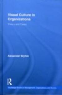 Cover Visual Culture in Organizations