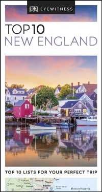 Cover DK Eyewitness Top 10 New England