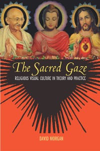 Cover The Sacred Gaze