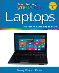 Cover Teach Yourself VISUALLY Laptops