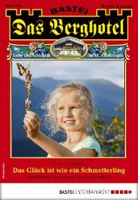 Cover Das Berghotel 190 - Heimatroman