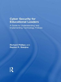 Cover Cyber Security for Educational Leaders