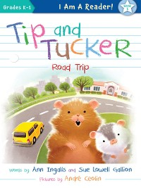 Cover Tip and Tucker Road Trip