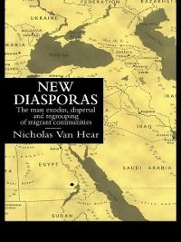 Cover New Diasporas