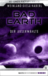 Cover Bad Earth 5 - Science-Fiction-Serie