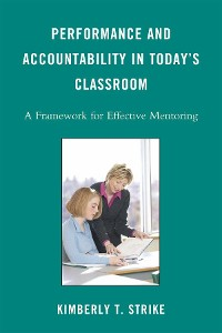Cover Performance and Accountability in Today's Classroom