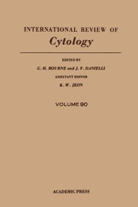 Cover International Review of Cytology