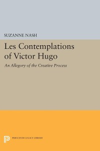 Cover LES CONTEMPLATIONS of Victor Hugo