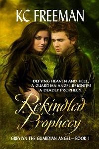 Cover Rekindled Prophecy