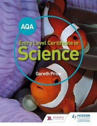 Cover AQA Entry Level Certificate in Science Student Book