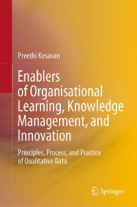Cover Enablers of Organisational Learning, Knowledge Management, and Innovation