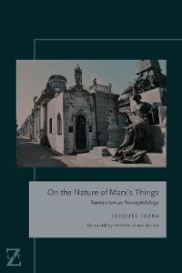Cover On the Nature of Marx's Things