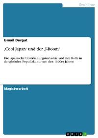 Cover 'Cool Japan' und der 'J-Boom'