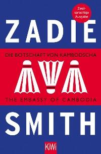 Cover Die Botschaft von Kambodscha / The Embassy of Cambodia