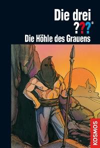 Cover Die drei ???, Höhle des Grauens (drei Fragezeichen)