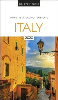 Cover DK Eyewitness Italy
