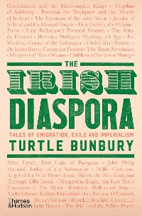 Cover The Irish Diaspora: Tales of Emigration, Exile and Imperialism